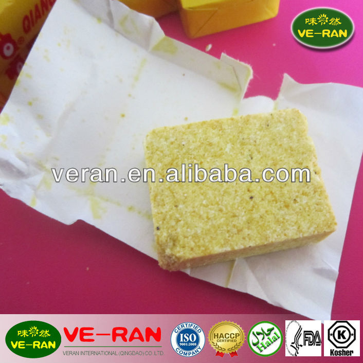 4g,10g Chicken stock/chicken bouillon cube Seasoning manufacturer