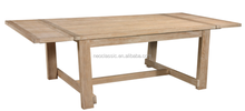 Wholesale French Vintage Extensible Wooden Dining Table