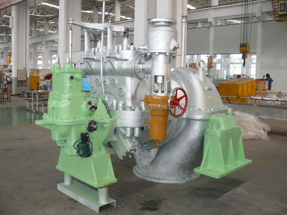 N8~10MW Condensing Steam Turbine