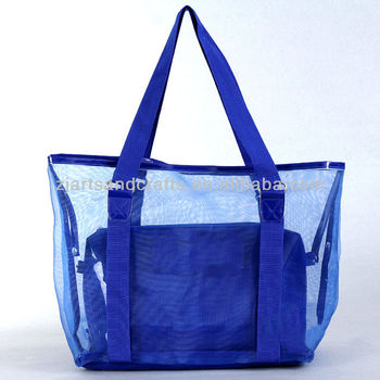 HX131641 Transparent PVC Beachbag