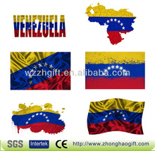 Make venezuela flag temporary tattoo