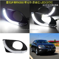 DLAND RX350 SPECIAL LED DAYTIME RUNNING LIGHT DAYLAMP FOG LAMP DRL, FOR LEXUS