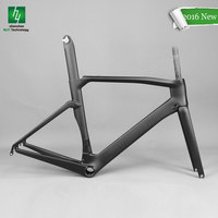 Good quality as big brand f8 Carbon road bike frame, carbon frame road with 2 years warranty