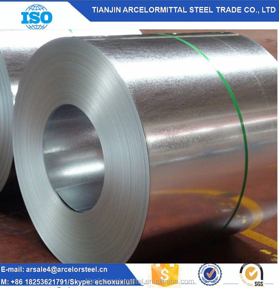 Prime Quality G300 0.35*1250mm az150g Galvalume Steel Coil / Aluzinc Steel Sheets For Aluminum Screen Room Building Materials