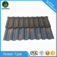 Professional Nosen roof tile colors,roof sheet price made in China