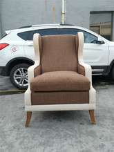 Old style armchair 5 star hotel bedroom furniture goodlife sex wooden chair
