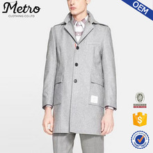 2015 OEM Brand Wholesale Custom Men's Coat, Wool Winter Coat