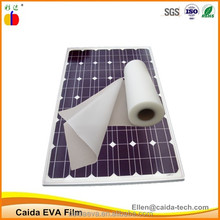 Caida photovoltaic solar eva lamination film for solar pv module