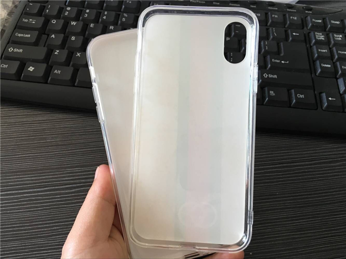IMD custom print cover case for iphone 8