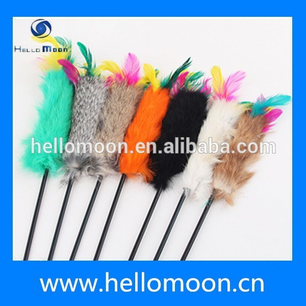 Natural Material Attractive Plush Wholesale Cat Toys