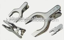 Spherical Joint Pinch Clamps/Stainless steel bright polished/Size:12mm,18mm,28mm,35mm,50mm,65mm