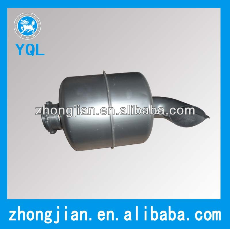 ZS1125 High quality & low price exhaust muffler for diesel engine parts