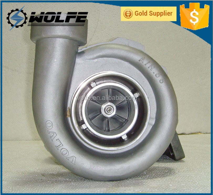 GT4594 452164-5001 8148873 Turbocharger for Volvo Truck FH12, D12A A40 Hauler with D12A engine turbo