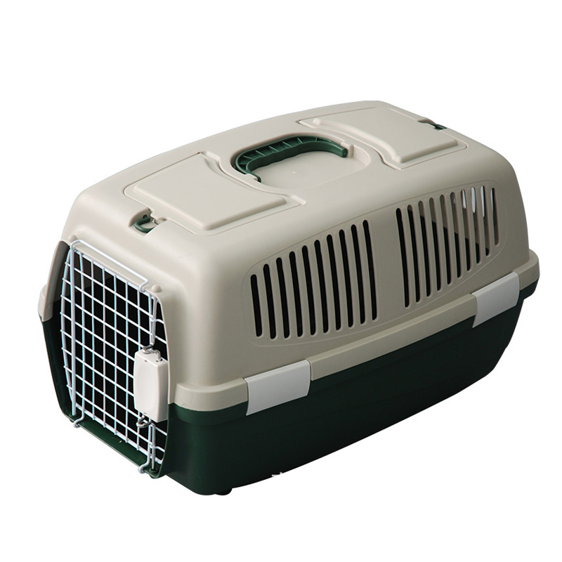 small plastic flight dog house for sale pet carrier cage