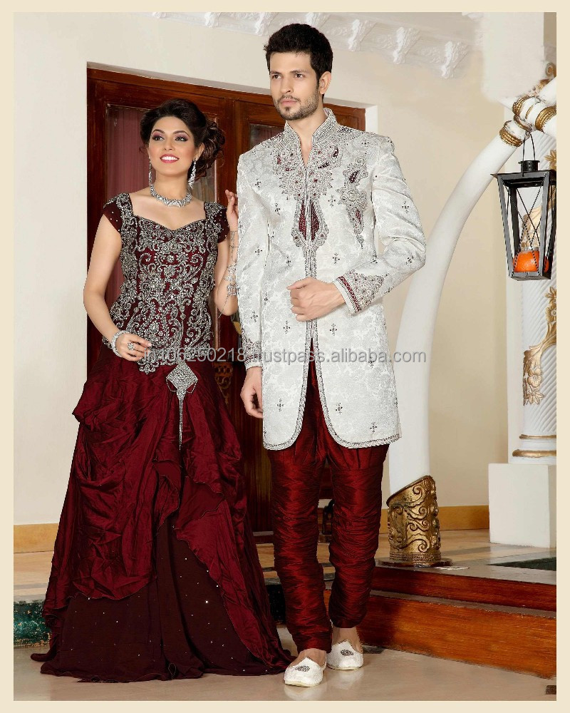 Men's Wedding Sherwani R3362