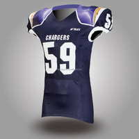 Elite football jersey- Charger