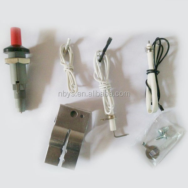 gas ignition prepair kit for bbq, electronic ignition kit, ignition kits for bbq