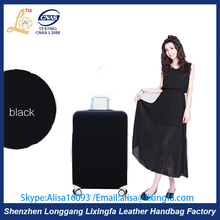 Wholesale New Arrival High Soft Waterproof Neoprene Travel Trolley Bag Luggage Cover