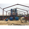 New Arrival 20T/D Used plastic fully automatic pyrolysis plant