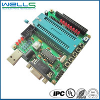 china oem pcb fr4 hasl smt pcba electronics assembly