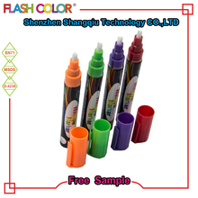 Custom Promotional Gifts Writing Liquid Chalk Marker Set 10- Bullet Chisel Nib Smooth Ink Dry Fast And Clean Erase