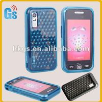 New Diamond TPU Gel skin silicone case for Samsung S5230 5233