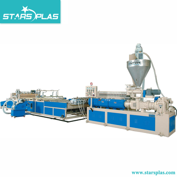 PVC Flooring making machine/PVC LVT Flooring production line