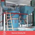 high capacity Pendulum Ring Roller Mill