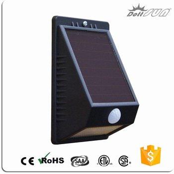 solar power security lighting solar sensor security light