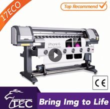 flex banner printing machine price 1.8m/1.6m Roland print and cut machine