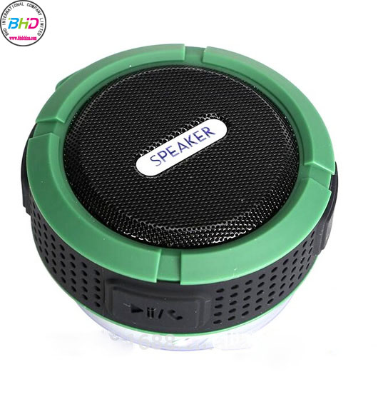 Free shipping 2018 Portable Mini C6 Wireless <strong>speaker</strong> outside IP5 car <strong>speaker</strong> for Waterproof <strong>speakers</strong>