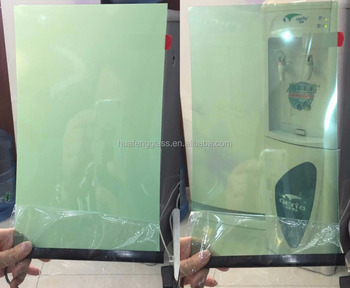 green color Self-adhesive smart glass film