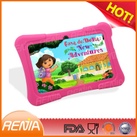 RENJIA silicone cover for 8 inch tablet cover fintie tablet case cartoon case for tablet
