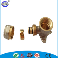 Pex Fittings Female Elbow with Wing