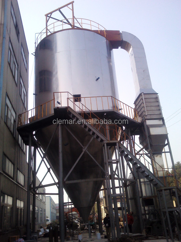 Spray dryer Skimmed milk powder