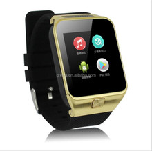 Alibaba Christmas promotional gift Wholesale CE Rohs Android Smart Watch 3G Watch Mobile Phone