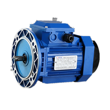MS series three phase asynchronous electric motor driving motor