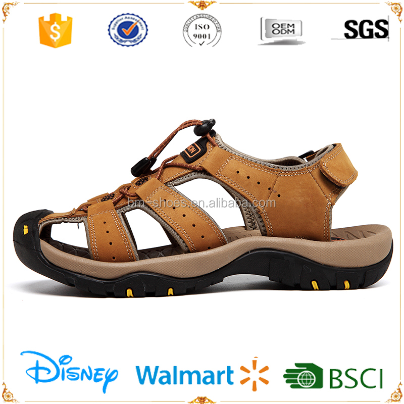 handmade summer Outdoor sandals leather casual men Sandals