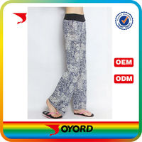 Summer popular hot design yoga pants indian manufacturers
