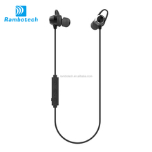 Sport stereo cordless headset wireless microphone system bt earbuds handsfree for mobile phones RM8 -Sharon