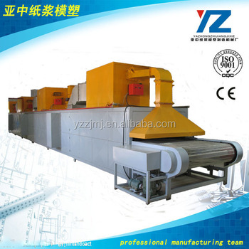 Single Layer Metal Dryer for Egg Tray Machine