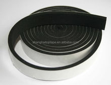 "strong adhesion General purpose Neoprene Foam Tape 1.25"" width 1/8"" thick For Marine Markets"