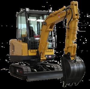 jining new caterpillar 3 ton excavator digging machine for sale