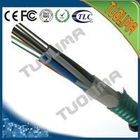 GYTS Outdoor pipeline amored fiber optic cable