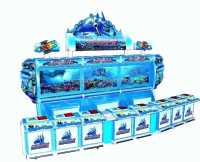 The Cyclone Fish King/fish game machine for 8 players