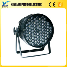 2015 christmas 72*3w crazy LED PAR Light