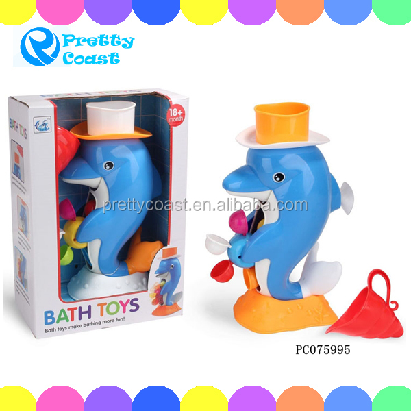 Guaranteed quality plastic children play game kids bath toy