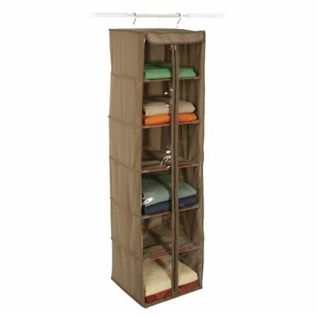 Non Woven Hanging Closet Shoes Storage Organizer Wholesales