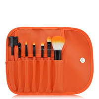Fashion 7pcs Small Brush for Makeup Set Custom Logo Makeup Bag