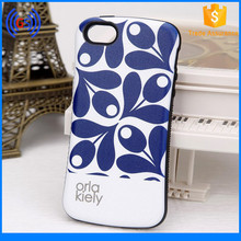 Fancy OEM flower patterns Ultra Shock-Absorbing iFace First Class Bumper Case for iphone5C